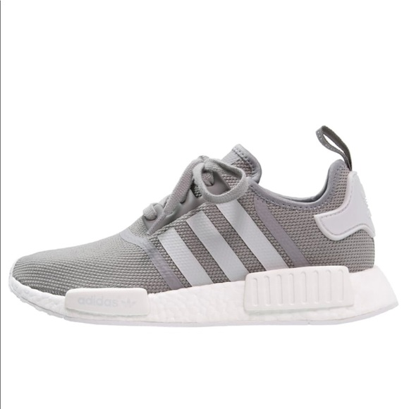 le adidas preloved donne nmdr1 8 grey colorway poshmark